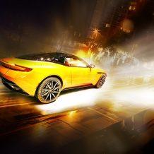 Willkommen in der Welt der modernen Autowelt