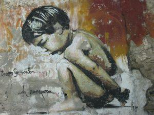 reinigung von graffiti